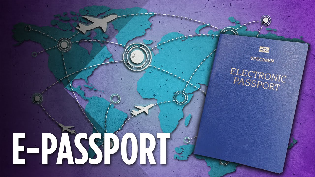 Image result for electronic passport