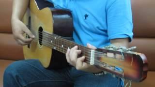 Con đường hạnh phúc guitar cover by Binh Do