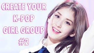 ERSTELLEN SIE IHRE K-POP GIRL GROUP #2