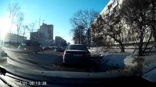 Смотреть видео ДТП Санкт-Петербург Искровский 31 онлайн