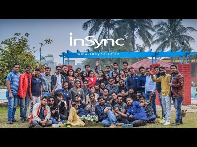 InSync Annual Team Retreat | Office Outing & Corporate Awards - Haldia 2018