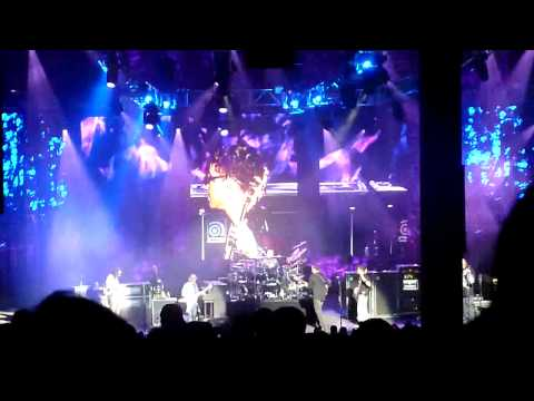 Dave Matthews Band performing Two Step @ The Saratoga Performing Arts Center