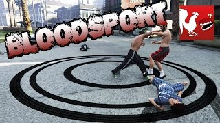 Things to do in GTA V - Blood Sport
