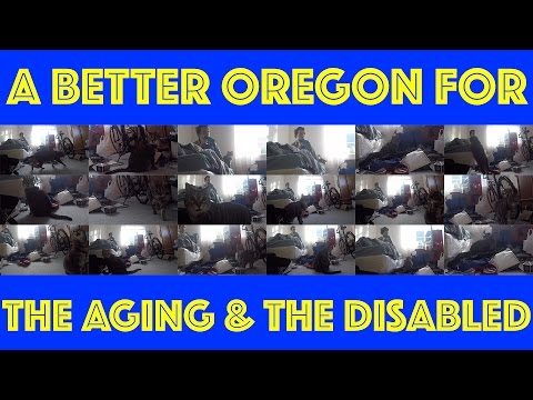 A Better Oregon For The Aging & The Disabled