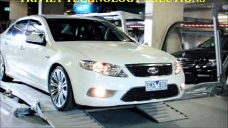 Hệ thống đỗ xe 2 tầng bán tự động CPL08 - TRIVIETTS