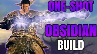 Dark Souls Remastered - One-Shot Obsidian Build (PvP/PvE) - OP Level 60 Invasion Build