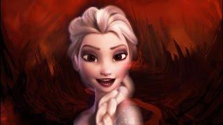Elsa vampire | Кромешник & Эльза