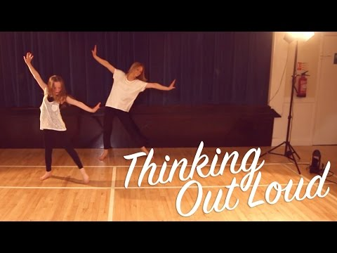 Ed Sheeran - Thinking Out Loud // Rachael Ansell Choreography