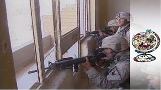 The Story from Fallujah the US Didn