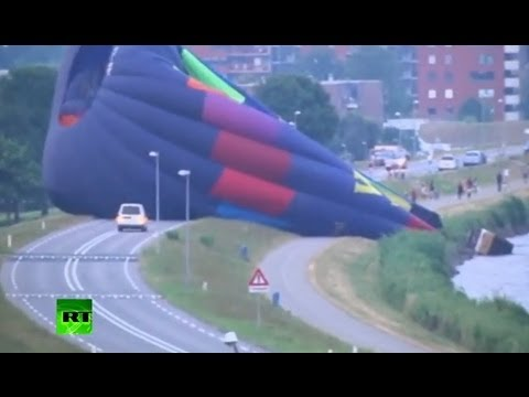 Воздушный шар с