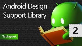 Android Design Support Library. Tablayout. Урок 2