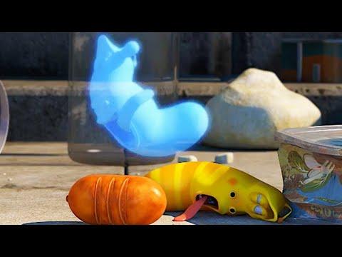 LARVA - ESPIRITU   Película de dibujos animados   Dibujos animados para niños   WildBrain