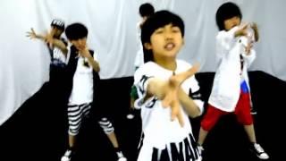 男子汉 舞蹈模仿 - Long quyền tiểu tử