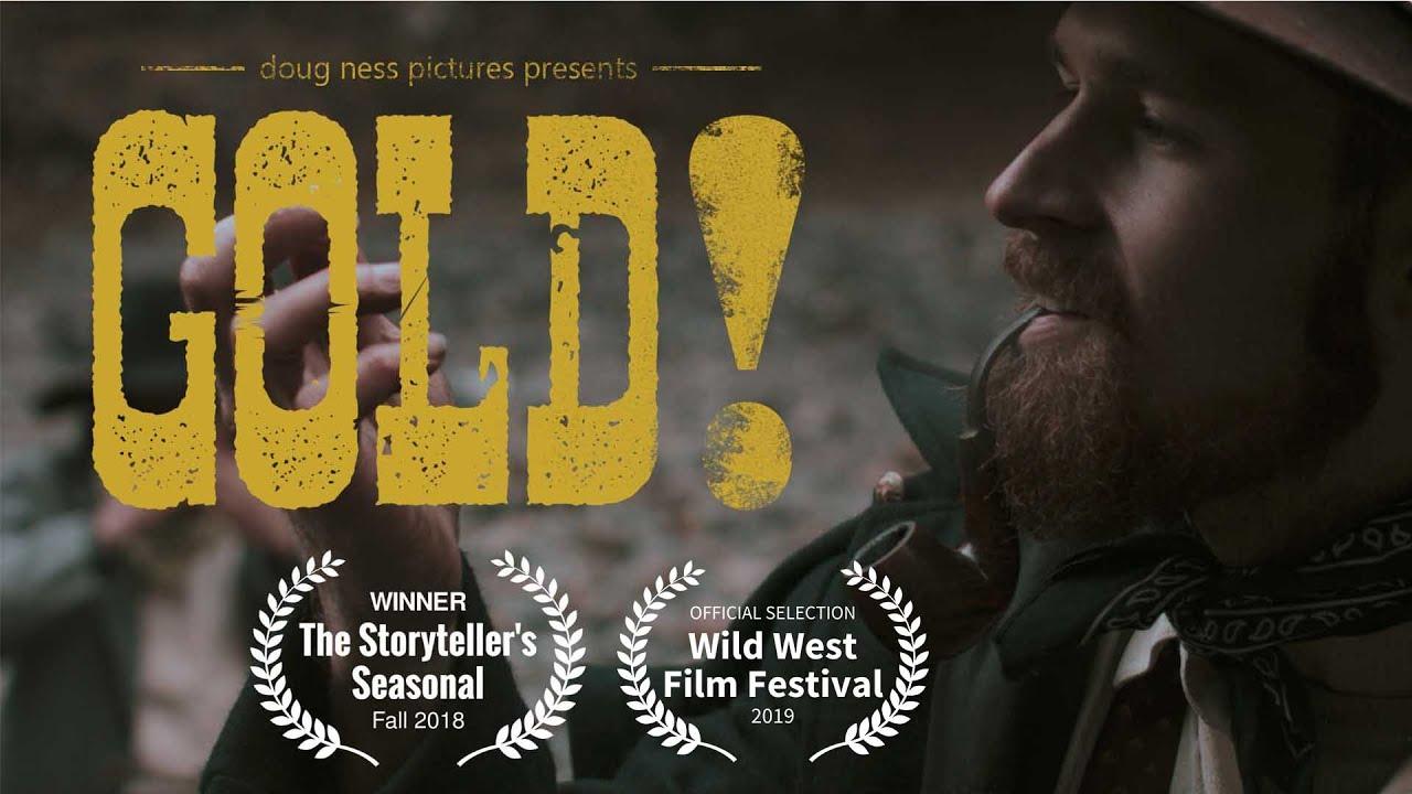 GOLD! - WESTERN SHORT FILM (2018) HD