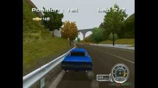 Chevrolet Camaro: Wild Ride - Gameplay Wii (Original Wii)