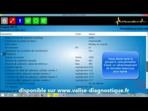 maxiecu 2 pr sentation du logiciel qui transforme votre pc en diagnostic professionnel youtube. Black Bedroom Furniture Sets. Home Design Ideas