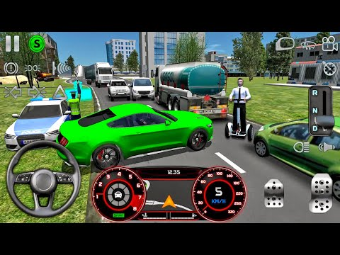 Real Driving Sim #22 Traffic Fail! Car Games Android Gameplay