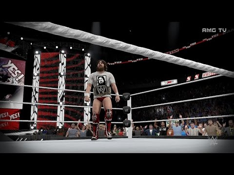 WWE 2K15 - Money In The Bank 2014 Promo