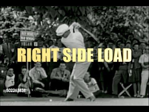 BEN HOGAN Right Side Load