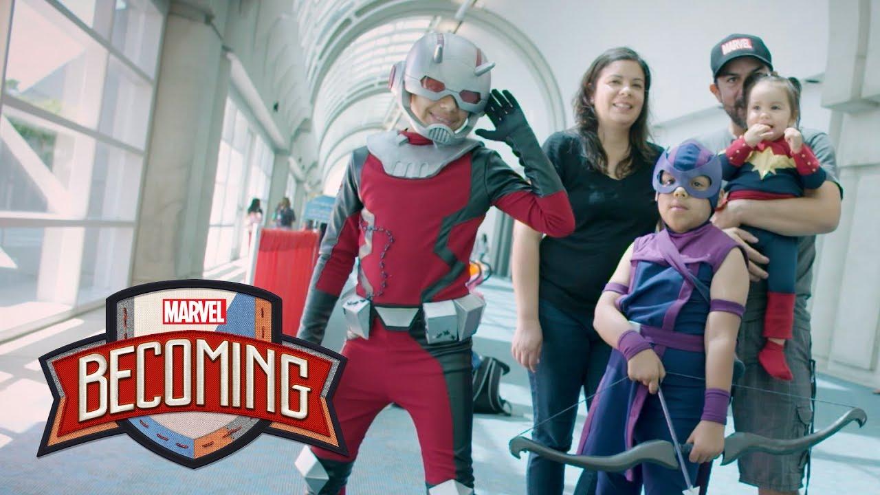 Avengers Family   Marvel Becoming