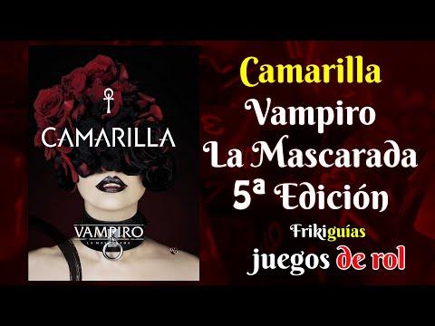 camarilla:-vampiro-la-mascarada-5ª-edición---nosolorol---videoreseña