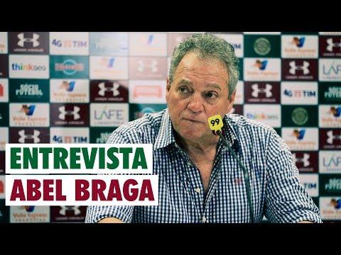 FluTV - Fluminense 0 x 0 Botafogo - Coletiva - Abel Braga