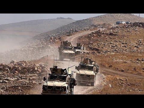 Soldados iraquianos e combatentes curdos avançam em direção Mosul, enquanto a Turquia adere à…
