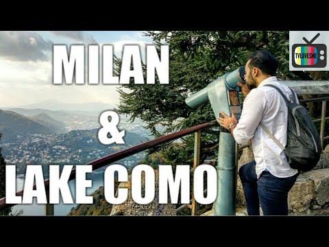 Milan and Lake Como | Vlog 8 | TVLovesMe