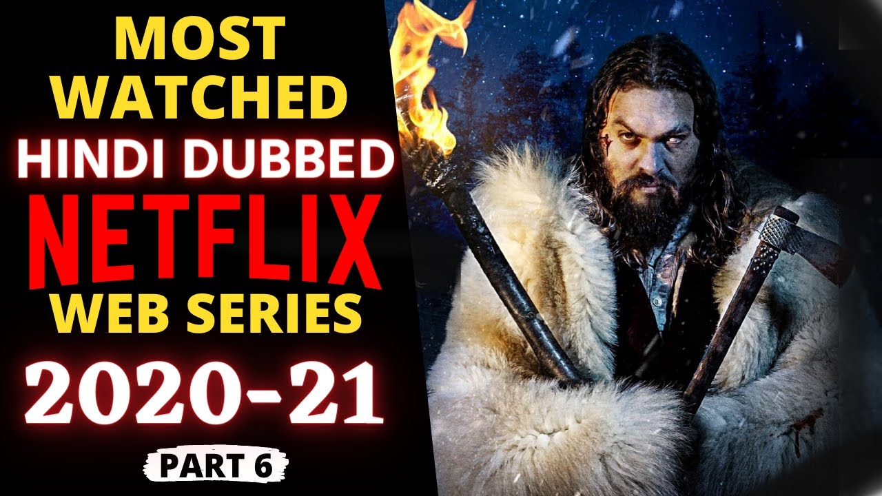 "Download Top 10 ""Hindi Dubbed"" NETFLIX Web Series IMDB Highest Rating (Part 6) Abhi Ka Review"