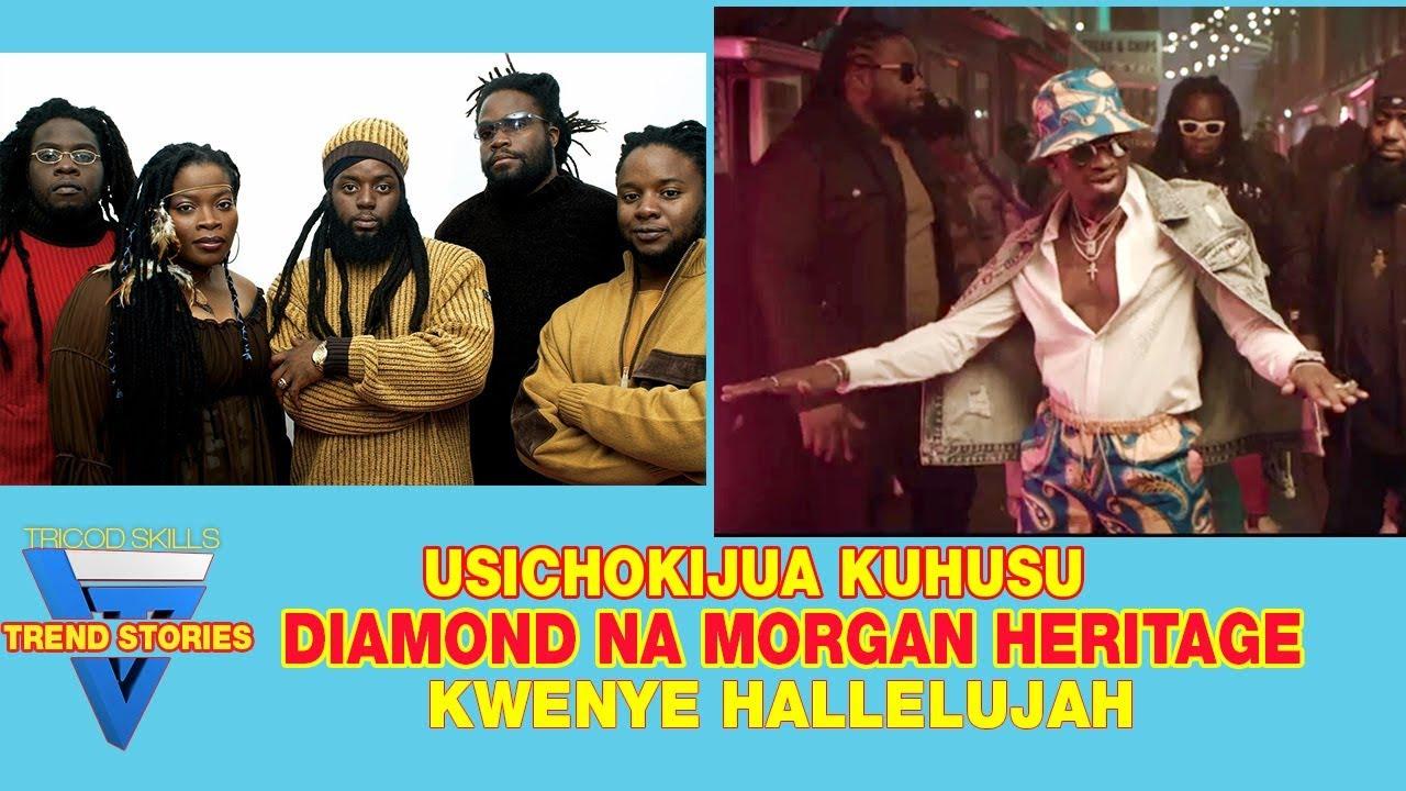 Diamond Platnumz Ft Morgan Heritage: Usicho Kijua Kuhusu Diamond Platnumz Ft Morgan Heritage