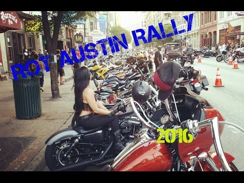 ROT RALLY 2016 AUSTIN