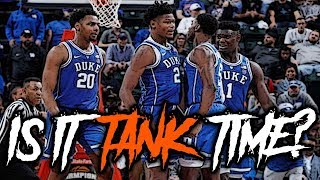 Is It WORTH IT For The New York Knicks To Rev Up The Tank!?