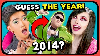 YouTubers React To 10 Viral YouTube Challenges From Last 10 Years