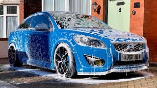 How to Safely Wash a Swirl-Free Car