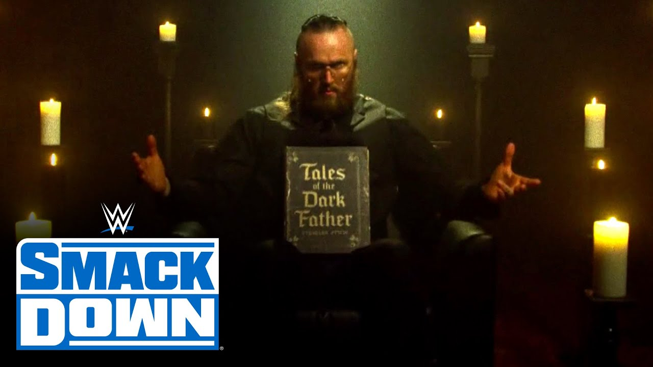 Aleister Black offers another dark lesson to the WWE Universe: SmackDown, May 21, 2021