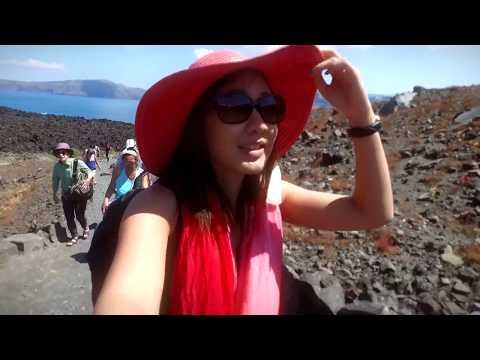 Greece Adventure Travel Diary - Athens, Santorini, Mykonos, Crete, Meteora | Joanna Soh