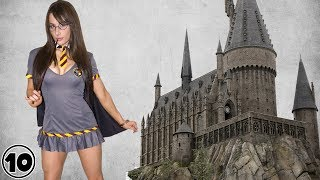 Top 10 Harry Potter Things You Can Do In Real Life - Part 2