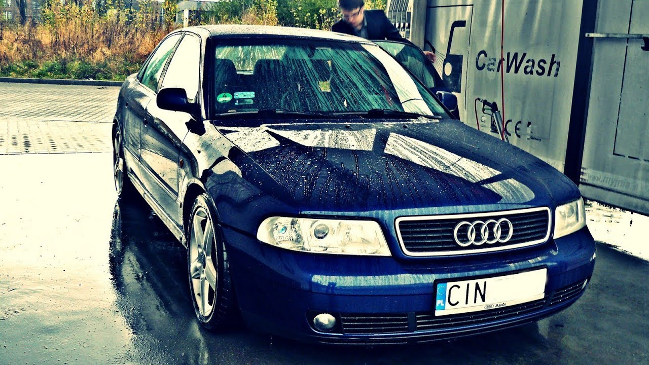 Audi A4 B5 Adr 18 Bez Katalizatora Youtube