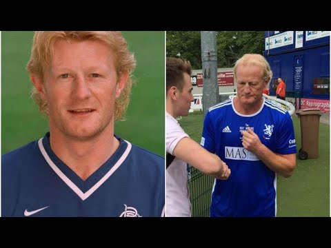 """Colin Hendry - """"The old firm is the biggest derby in Britain""""."""