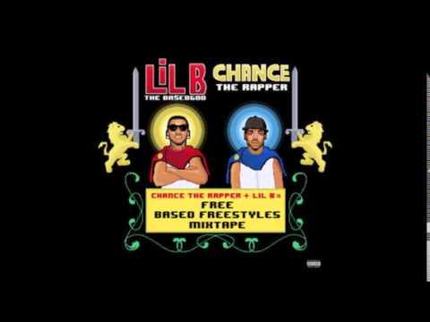 Lil B & Chance The Rapper - First Mixtape (+LYRICS!)