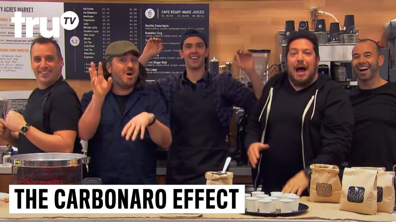The Carbonaro Effect - Best Moments (Mashup) | truTV