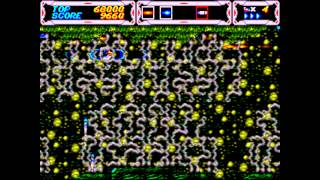 Gaming with Cheats: Thunder force 3 (Sega Genesis) (Part 1)