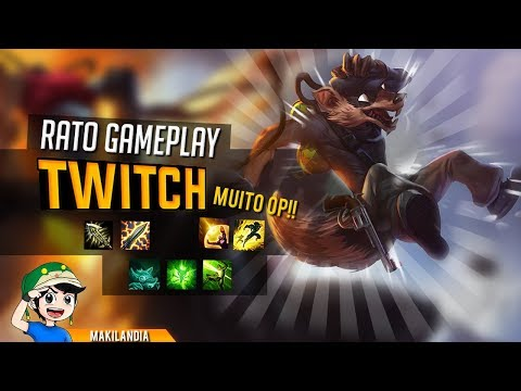 🔴 TWITCH ADC Gameplay Completa - ADC Monstro com Late INCRÍVEL - 💥 Bônus Pentakill 💥- Maki Play