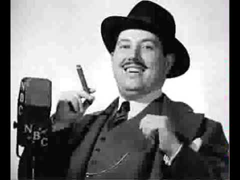Great Gildersleeve radio show 11/21/43 Royal Visit