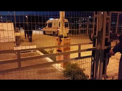 Pa Koment, zjarr në paraburgimin e Vlorës - Top Channel Albania - News - Lajme