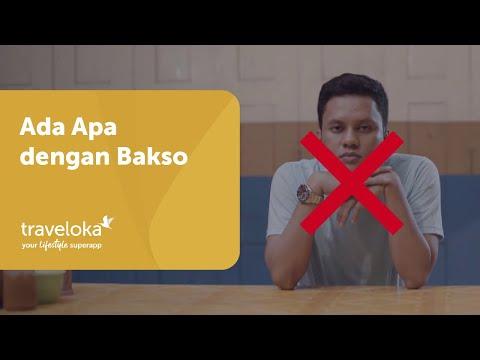 Arief Muhammad x Traveloka Eps 1: Ada Apa dengan Bakso