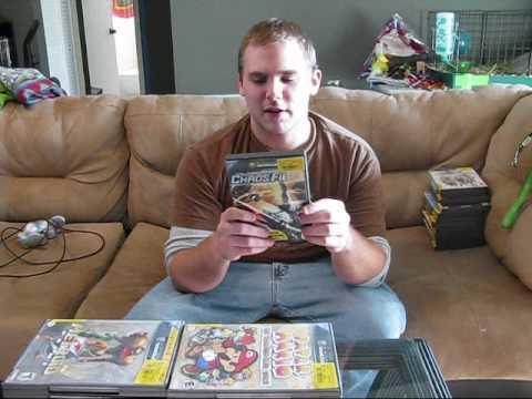 Nintendo Gamecube Collection 02 06 2012 Doovi