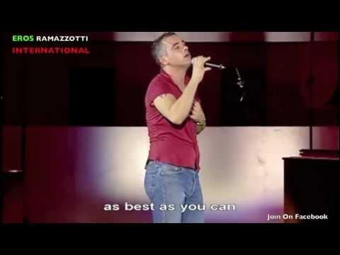 Eros Ramazzotti - Piu Che Puoi lyrics