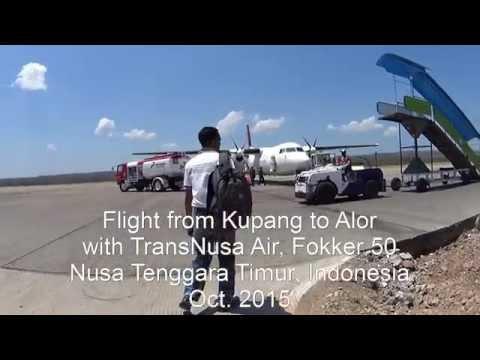 Flight Kupang Alor