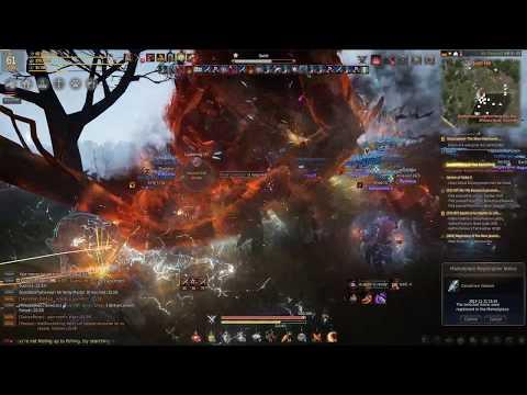 Black Desert Online - Muraka & Quint Weekly Raid Boss (First Spawn NA)